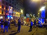 Istambul in der Nacht 15./16.6.2013