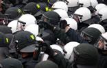 Blockupy: So war es nicht!