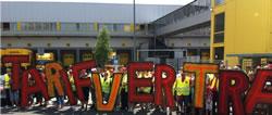 amazon streik