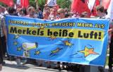 Alternativer Jugendgipfel: Bild von Jürgen Kiontke
