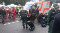 Räumung des Refugeecamps in München