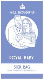 royal sick bag