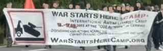 War Starts Here - Camp 2013