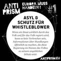 Asyl für Edward Snowden!