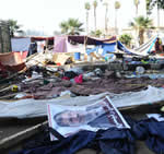 ägypten räumung camp