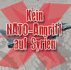 Kein Nato-Angriff auf Syrien