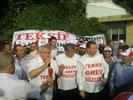Türkei: Textilarbeiter im Streik