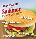 burger king sommer 2013
