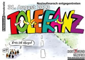 Dortmund: Nazis am 31.8.2013 stoppen!