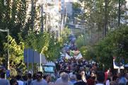 Demo und Ausschreitungen in Athen am 18.9.2013