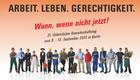 21. Ordentlicher Gewerkschaftstag der IG BAU