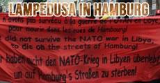 Lampedusa in Hamburg