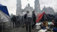 Mexiko: Gewaltsames Ende für Protestcamp