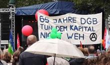 """""""65 Jahre DGB tun dem Kapital nicht weh"""""""