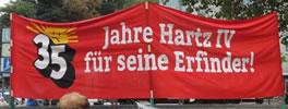 35 Jahre Hartz IV für seine Erfinder!