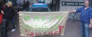 Großer 'Zahltag!' zum sechsten Geburtstag in Köln