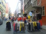 Kazova-Textilfabrik in Istanbul besetzt und in Eigenproduktion