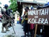 Die Minustah – Friedenstruppe der UNO auf Haiti