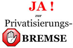 Privatisierungsbremse für Leipzig
