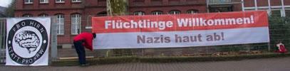 Bochum: ProNRW Contra geben