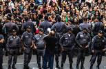 Lehrerstreik in Rio: Bürgermeister schickt Anti-Aufruhr-Einheiten