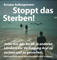 Lampedusa: Stoppt das Sterben!