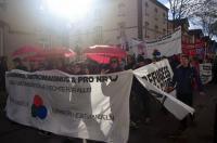 DU: Über 500 Menschen stören PRONRW!