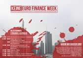 KEINE EURO FINANCE WEEK 2013!