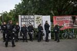Flüchtlinge sollen Oranienplatz verlassen
