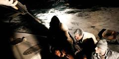 Pushed Back - völkerrechtswidrige Zurückweisungen von Flüchtlingen an der griechisch-türkischen Land- und Seegrenze
