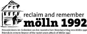 Gedenken Mölln 1992: 23.11.2013 – 21. Jahrestag des rassistischen Brandanschlages von Mölln