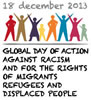 Global Action Day on Migration, 18.12.
