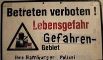 Hamburger »Gefahrengebiet«