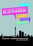 Blockaden gegen den geplanten Naziaufmarsch am 1.Mai 2014 in Dortmund