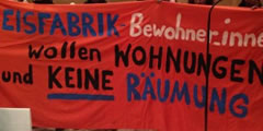 Bulgarische Roma und Sinti in der Berliner Eisfabrik