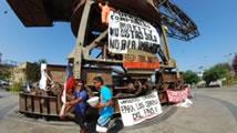 Streikwelle der Hafenarbeiter in Chile