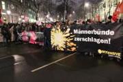 Wien: Männerbünde zerschlagen
