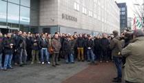Siemens Italien: Streik zum Jahresauftakt