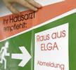 Auch in Österreich: Protest gegen zentrale Speicherung von Patientendaten