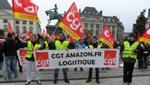 Frankreich: Streik bei Amazon