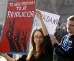 """Bosnien und Herzegowina: """"Das ist keine Revolte mehr, das ist die Revolution!"""""""