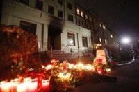 Tote bei mutmaßlichem Brandanschlag auf Flüchtlingsunterkunft in Hamburg