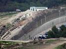 Grenze zur spanischen Exklave Ceuta