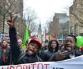 4000 Menschen demonstrieren für Lampedusa in Hamburg, Foto von Mittendrin