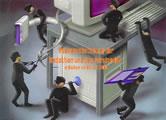 Hausdurchsuchung der Redaktion und des Vorstandes von LabourNet Germany in Bochum am 05. Juli 2005