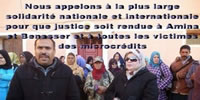 Solidarität mit Mikrokredit-Kritikern in Marokko