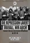 22.3.14:  Aktionstag gegen Repression - Bundesweite Demo gegen Repression in Berlin