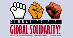 LabourStart-Konferenz in Berlin vom 23.-25.Mai 2014