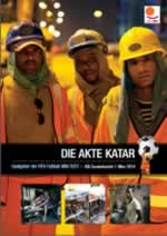 IGB-Sonderbericht zu Katar: Weiterhin Ausbeutung auf den WM-Baustellen