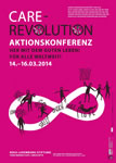 Aktionskonferenz Care Revolution: Her mit dem guten Leben – für alle weltweit!